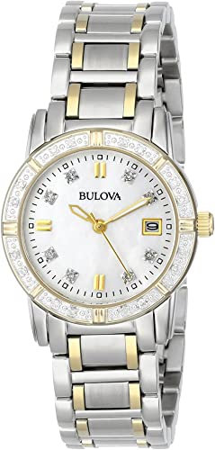 Diamond Accent Ladies Bulova