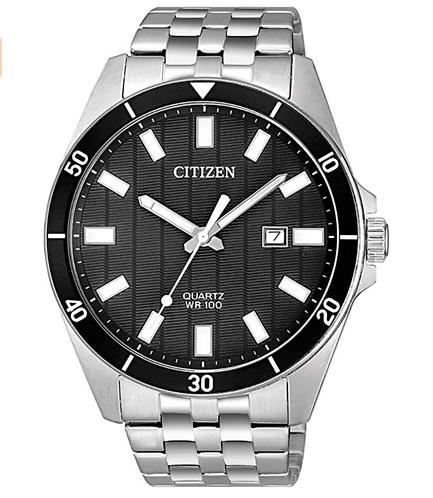 Citizen Black Dial