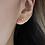 Thumbnail: Minimalist Butterfly Earring