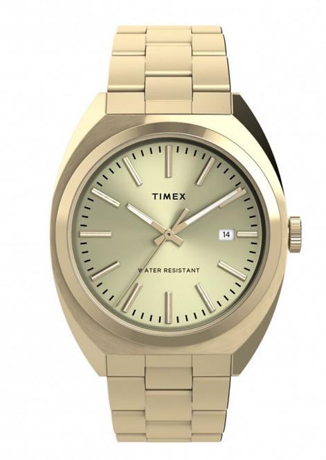 Timex Milano XL 38mm Stainless Steel Bracelet