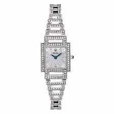 Ladies Bulova Crystal Accent