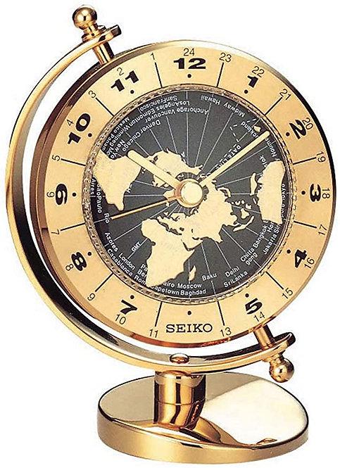 Seiko Globe Desk Clock