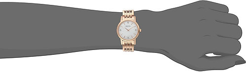 Bulova Women's 97P106 Diamond Rose Gold