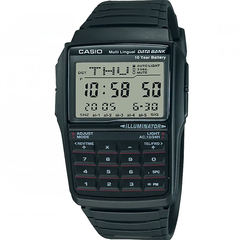 Casio Databank - Unisex