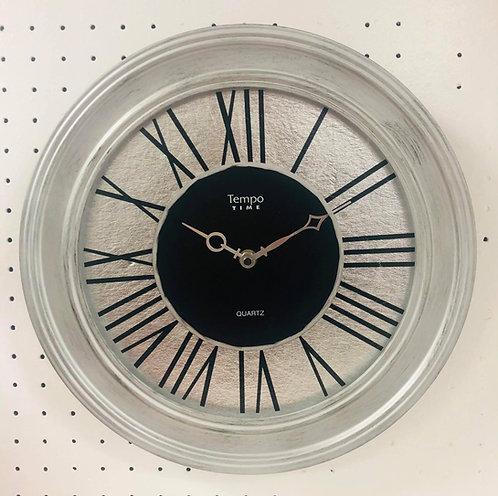 Silver/Black Tempo Time