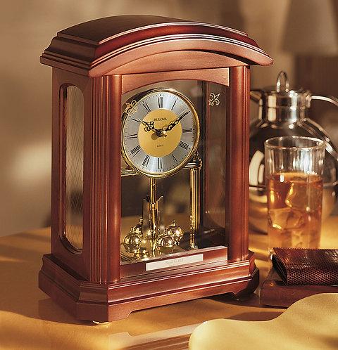 Bulova Nordale Mantel Clock