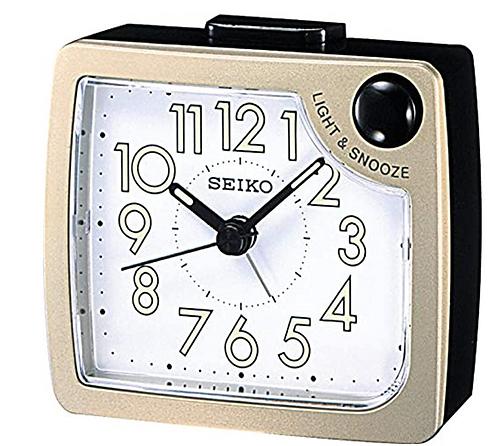 Seiko Alarm - Gold QHE120