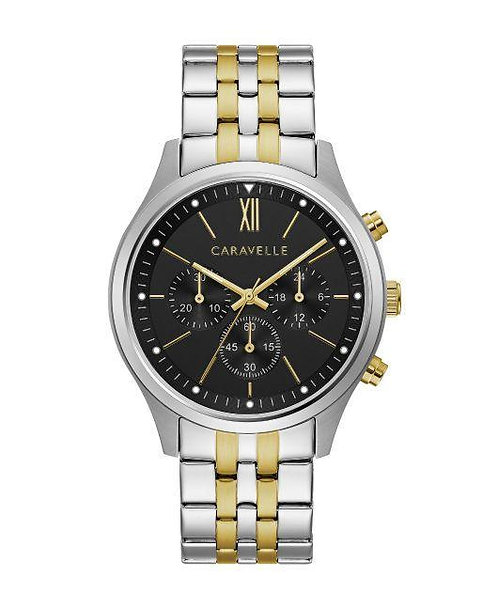 Caravelle by Bulova Men's Chronograph Watch 45A143