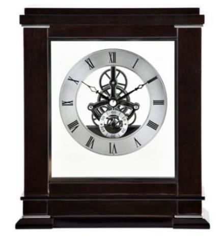 Ergo Skeleton Quartz Mantel Clock