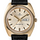 Thumbnail: Q Timex 1975 Reissue Day-Date 38mm Leather Strap Watch