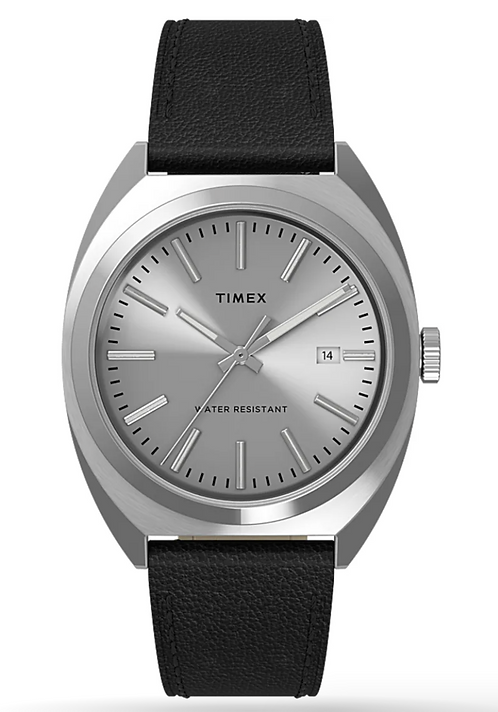 Milano XL 38mm Leather Strap