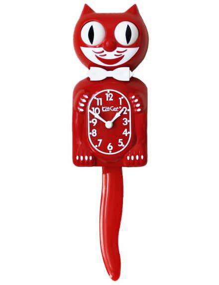 Scarlet Kit-Cat Klock