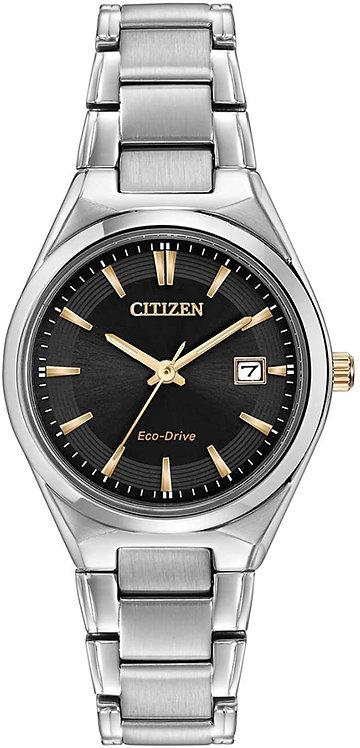 Citizen Eco Drive Grey Dial Ladies