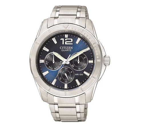 Citizen Blue Dial