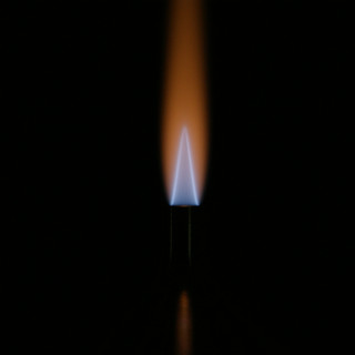 Premixed Syngas Flame