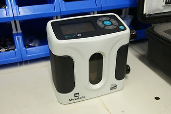 Flow calibrator