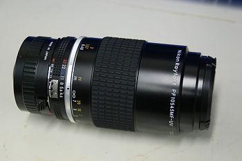 Nikkor UV lens