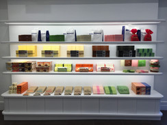 Store Product Display Shelving 2