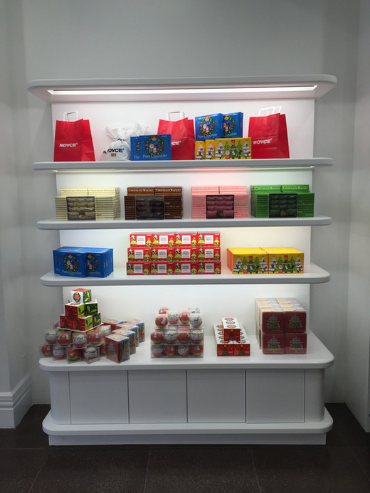 Store Product Display Shelving 3