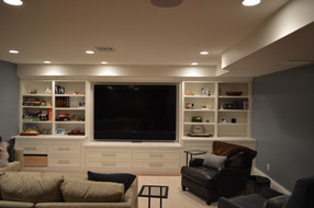Full Wall With Storage