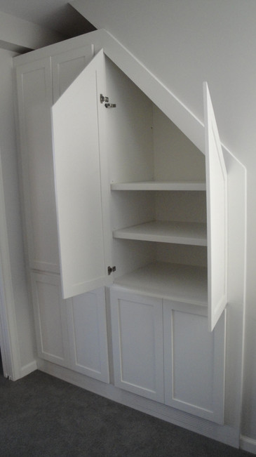 Custom Understair Cabinets
