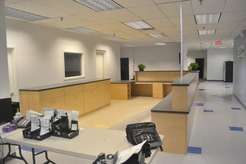 Office Desks and Storage Custom