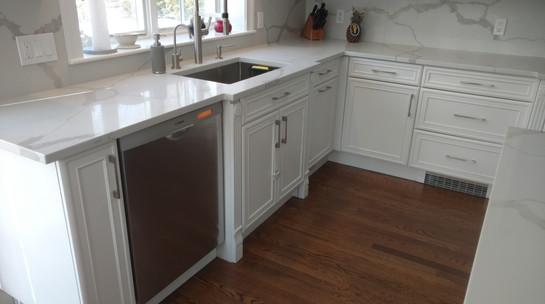 Small Area Kitchen