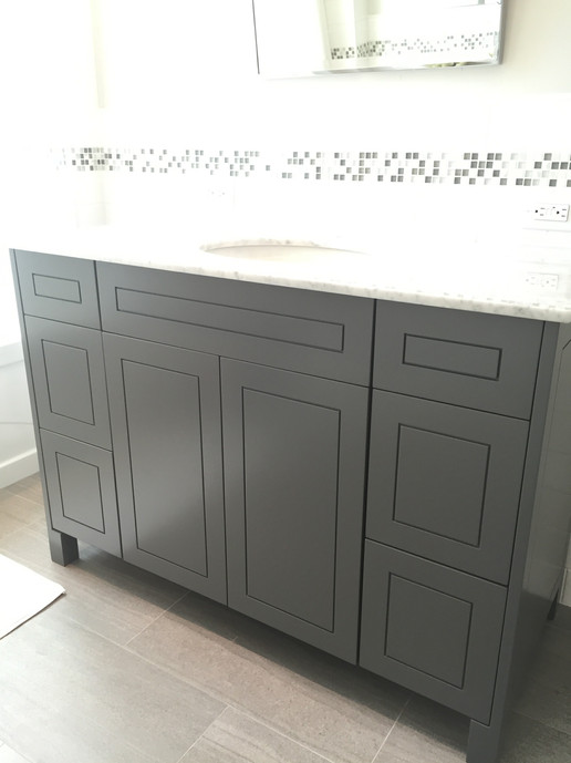 Black in Counter Sink
