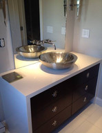 Stainless Above Counter Sink