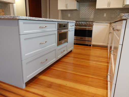 In-Island Oven