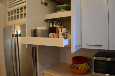 Pullout Shelving