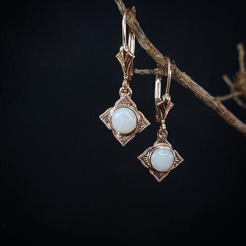 Aretuza drop earrings