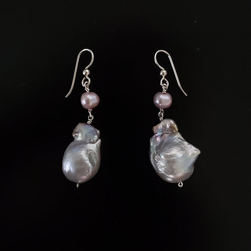 Selkie dignified earrings