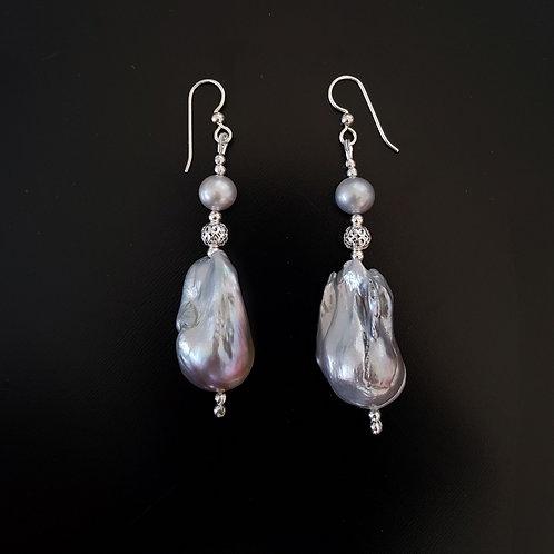 Selkie's Pride earrings