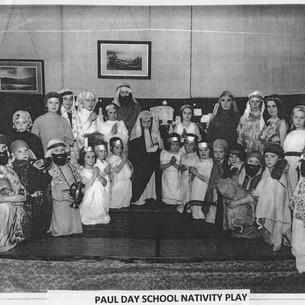 Paul school nativity play