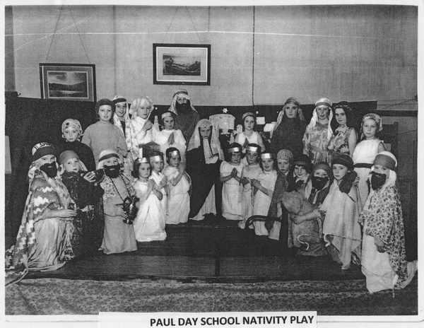 Paul school nativity play