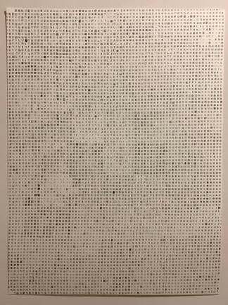 Untitled, graphite on 2019.
