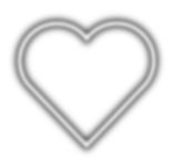 black-and-white-heart-and-arrow-clipart-