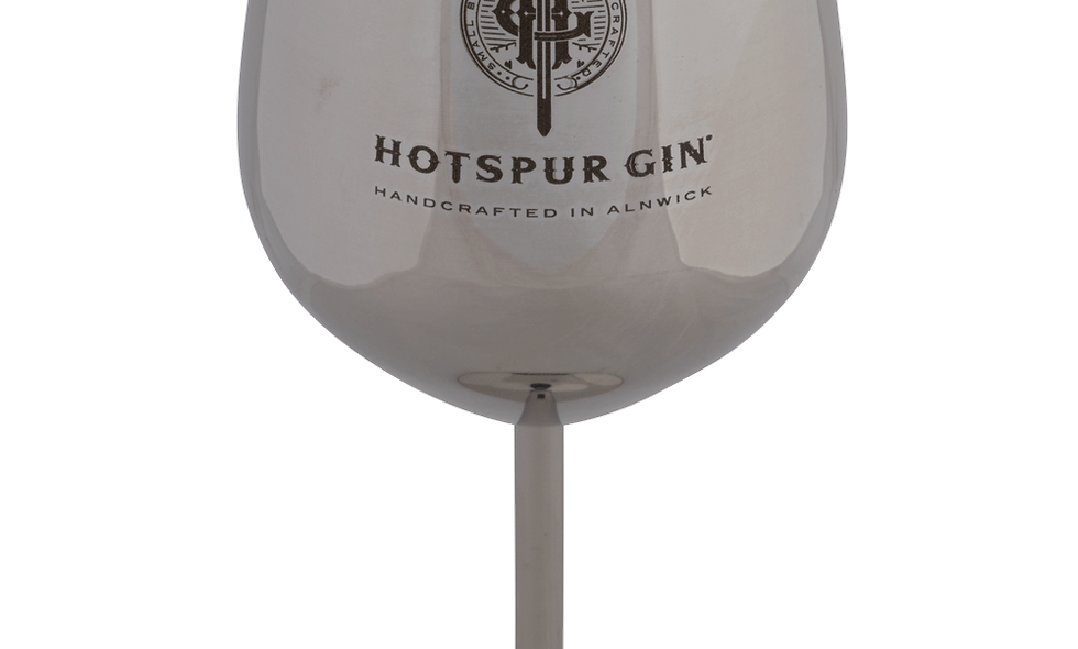 Stainless Steel Gin Glass