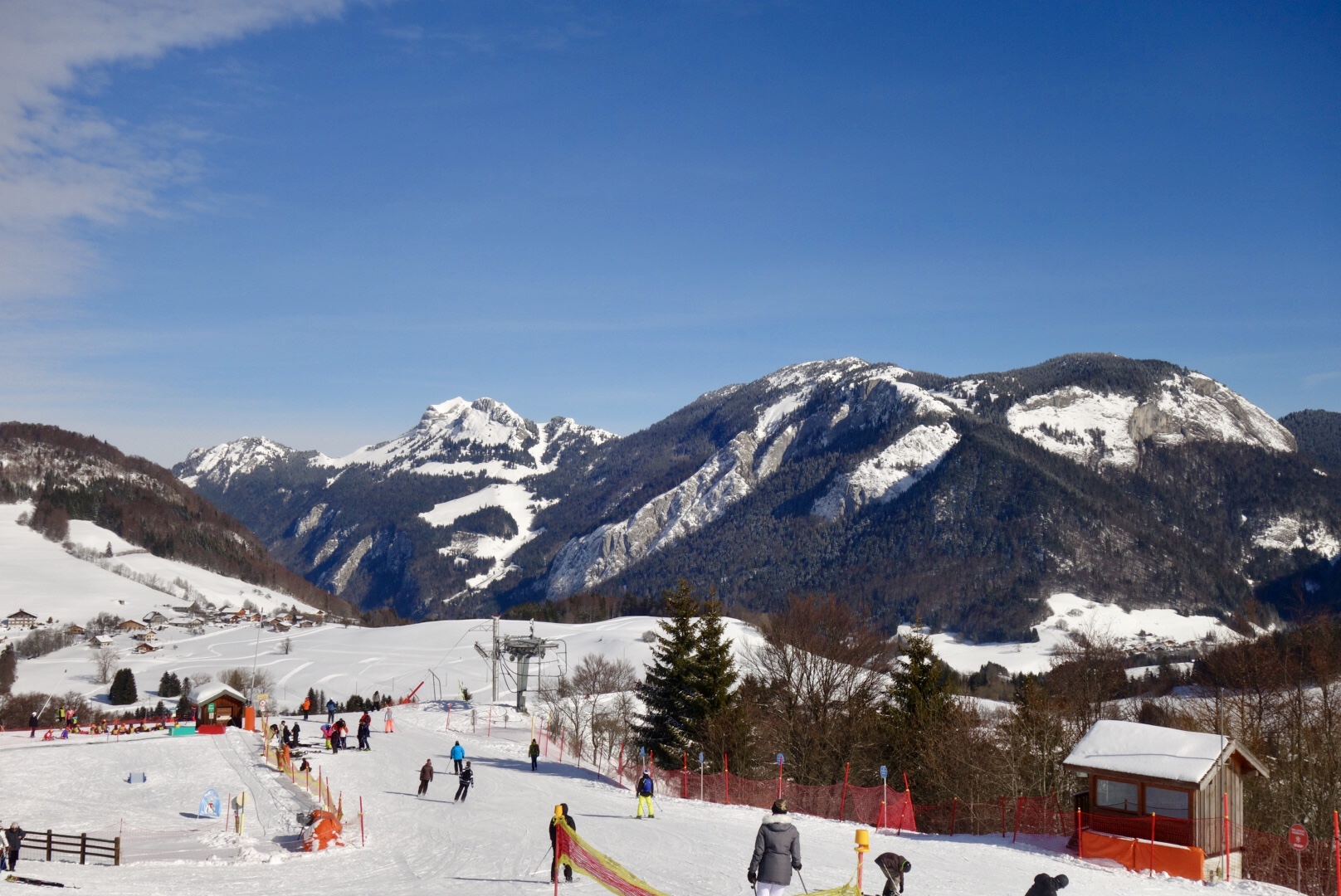 Station de ski d'Hirment