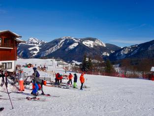 Station de ski Bellevaux- Hirmentaz