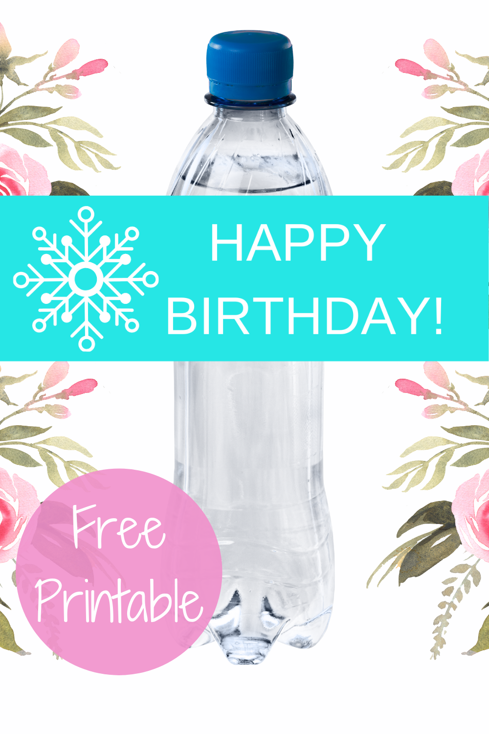 free download winter themed birthday party decoration ideas