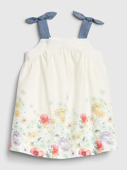 Easter dress for newborn girl
