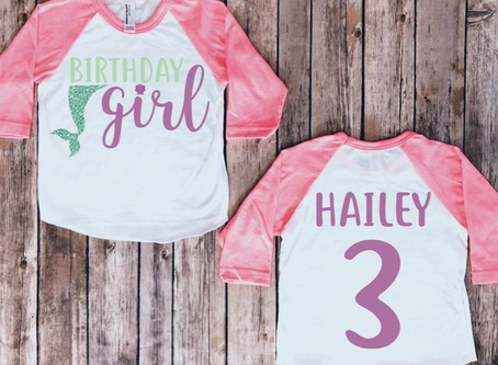 Mermaid Birthday Party Must Haves!