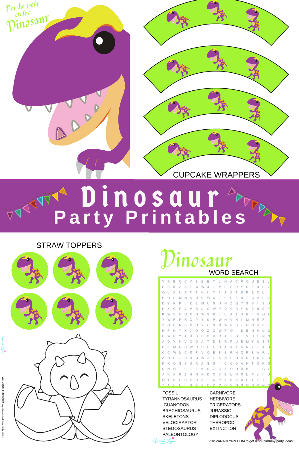 dinosaur birthday party ideas for 3 year olds