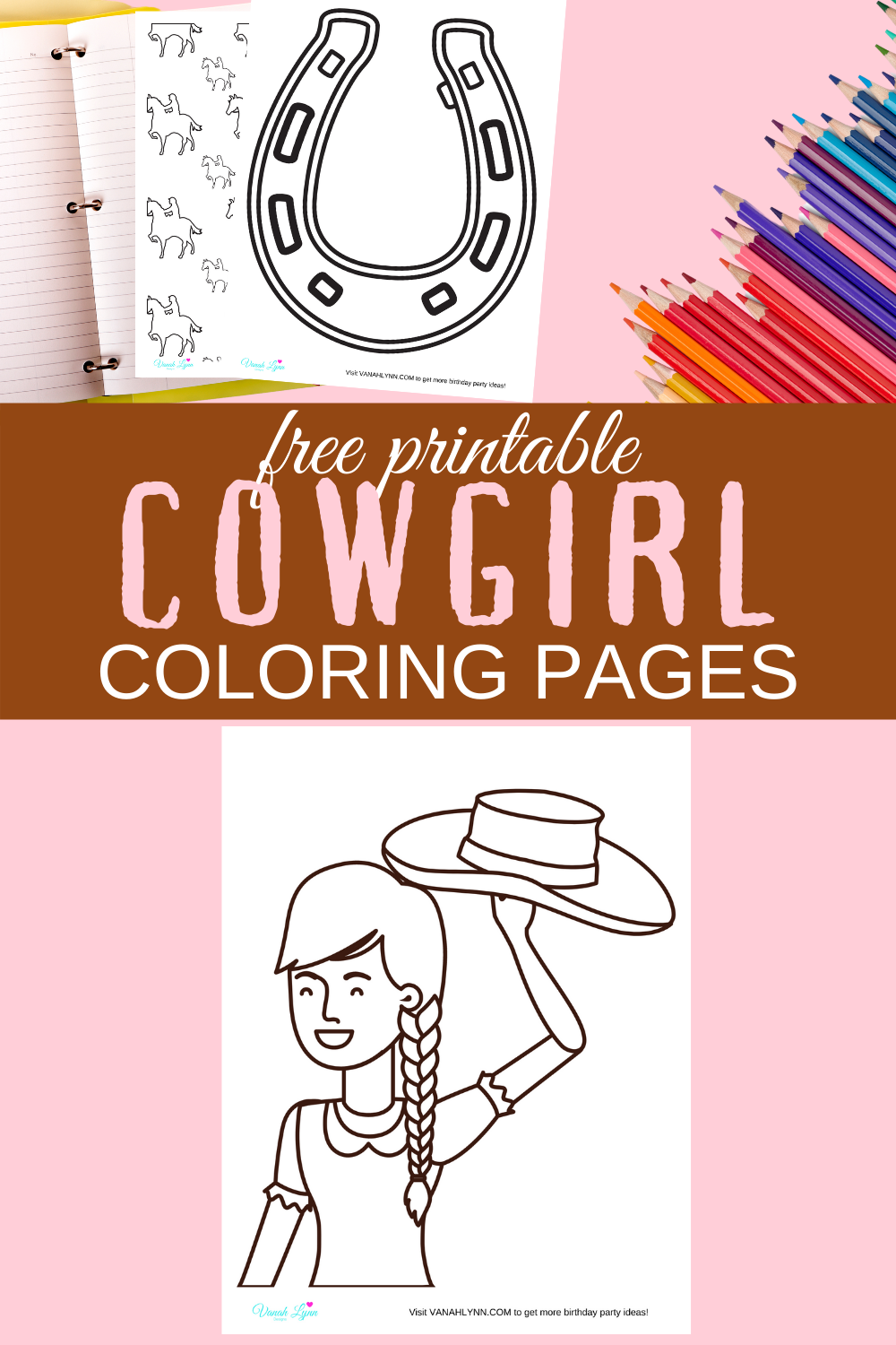 western themed birthday party ideas for a cowgirl birthday party