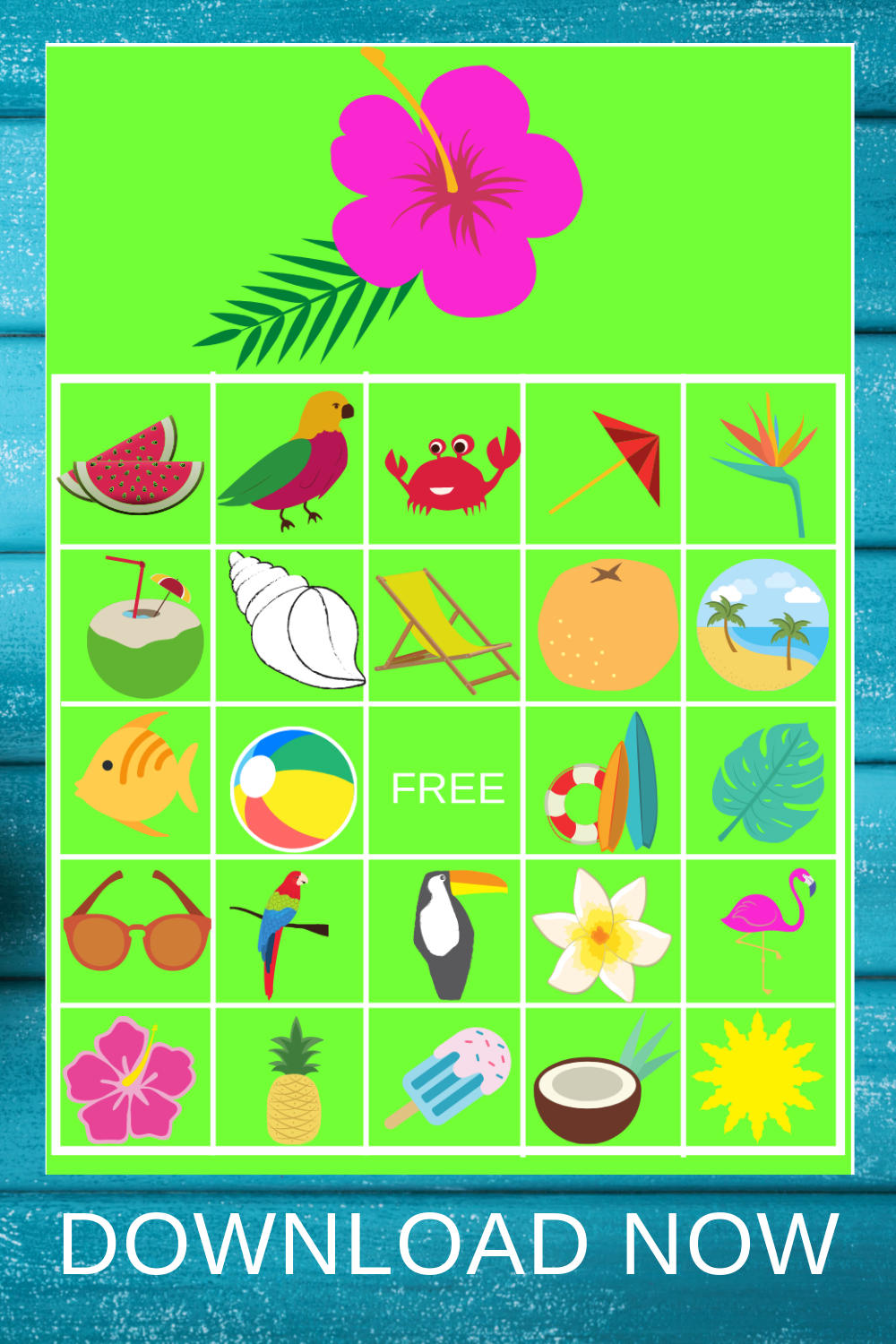 tropical birthday party game ideas for toddler girls