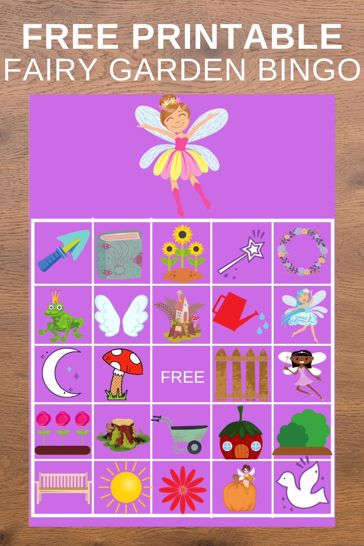 fairy garden birthday ideas