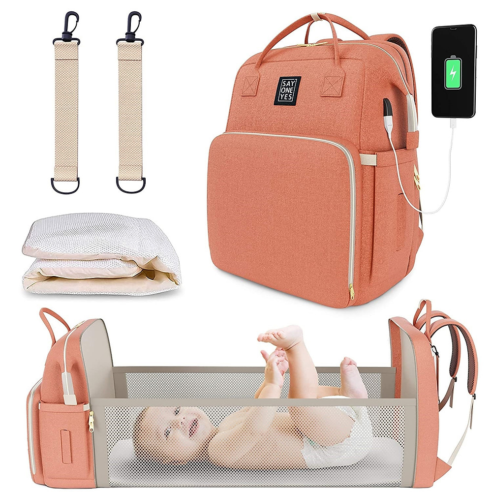 baby things to buy before birthday: diaper bag