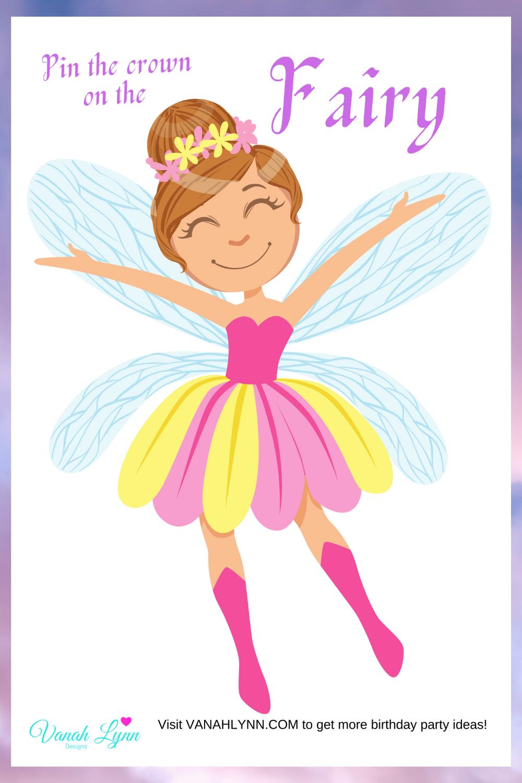 fairy garden birthday party ideas for kids